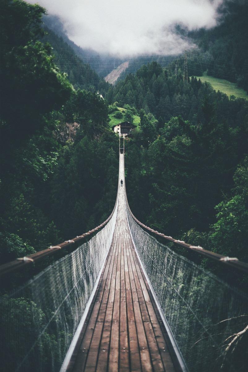 Η γέφυρα ως ρουτίνα