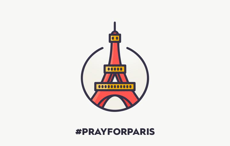 13/11/15: Ακόμη προσευχόμαστε για τα θύματα τουΠαρισιού…