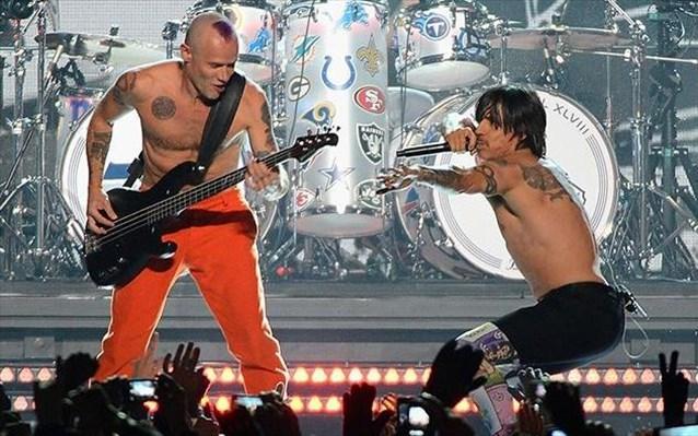 Οι Red Hot Chili Peppers έρχονται ξανά στηνΕλλάδα!